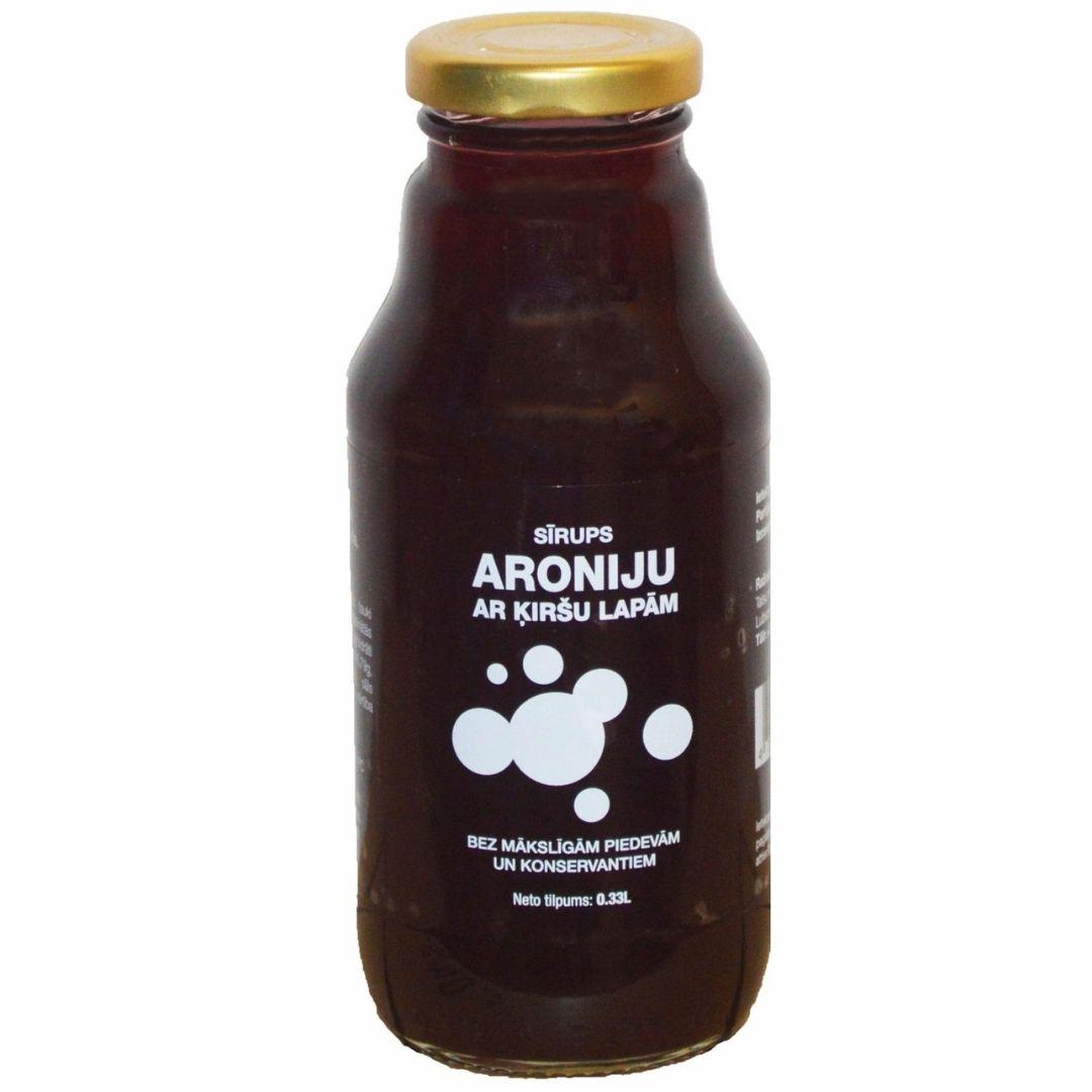 Pikolo aroniju sīrups 330ml