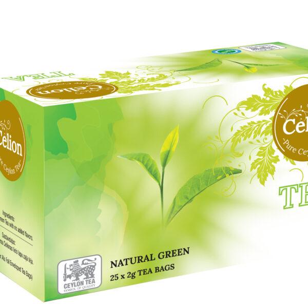 Dabīga zaļā tēja 50g