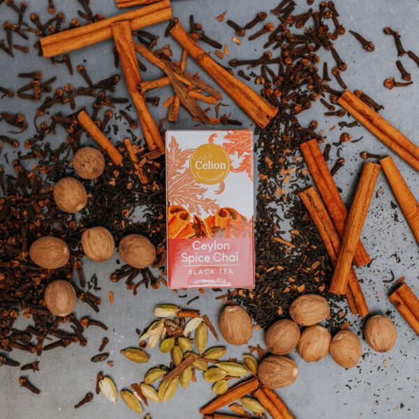 Ceilonas garšvielu tēja 20g
