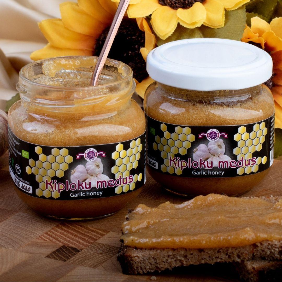 Ķiploku medus 150g